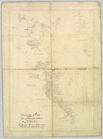 Advanced Copy of a Map of the Queen Charlotte Islands