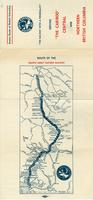 Route of the Pacific Great Eastern Railway